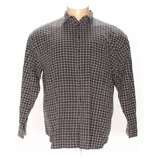 Amherst And Brock Button-up Long Sleeve Shirt in size XXL at up to 95% Off - Swap.com