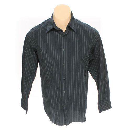 Axcess Button-up Long Sleeve Shirt in size L at up to 95% Off - Swap.com