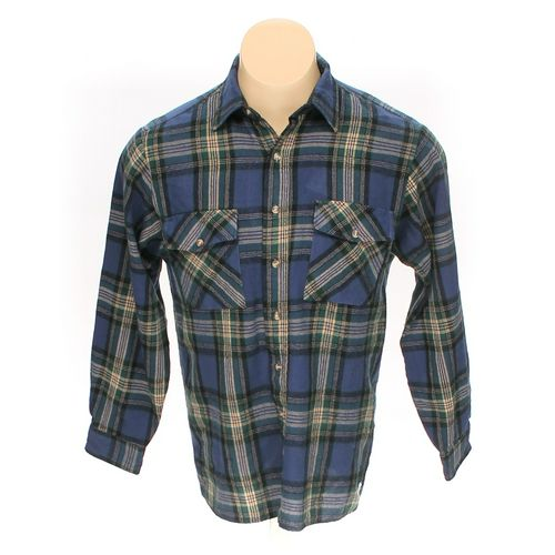 Back Packer Button-up Long Sleeve Shirt in size L at up to 95% Off - Swap.com
