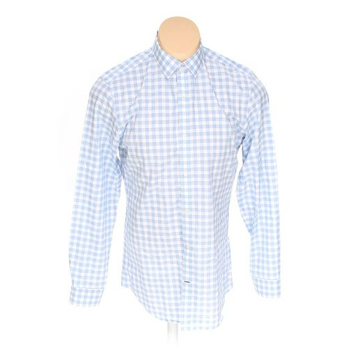 Banana Republic Button-up Long Sleeve Shirt in size L at up to 95% Off - Swap.com