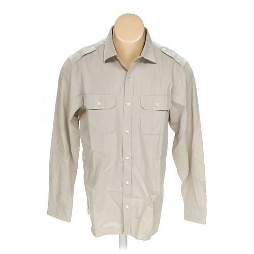 Banana Republic Button-up Long Sleeve Shirt in size M at up to 95% Off - Swap.com