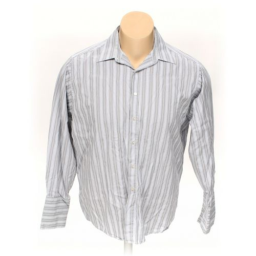 BCBGMAXAZRIA Button-up Long Sleeve Shirt in size XL at up to 95% Off - Swap.com