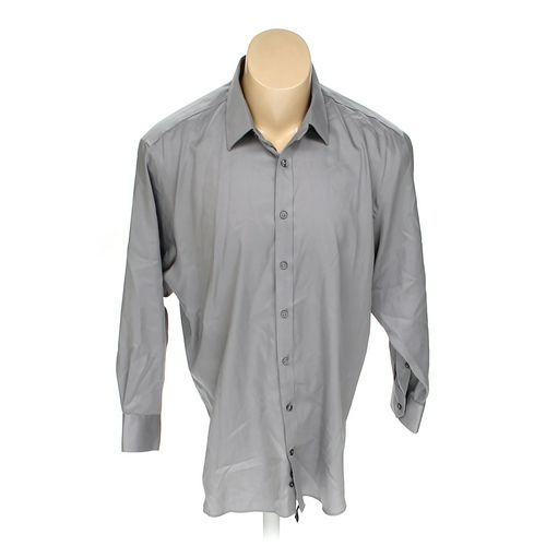 Bellissimo Button-up Long Sleeve Shirt in size L at up to 95% Off - Swap.com