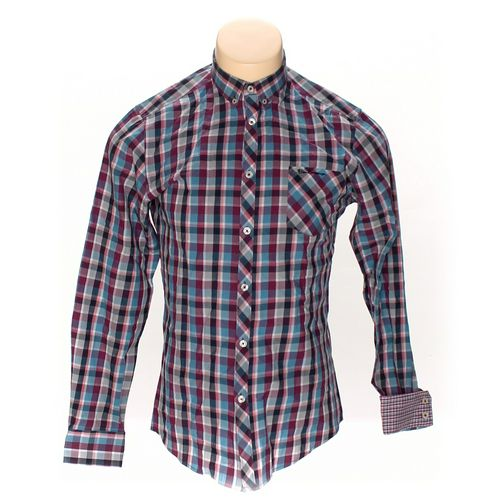 Ben Sherman Button-up Long Sleeve Shirt in size L at up to 95% Off - Swap.com
