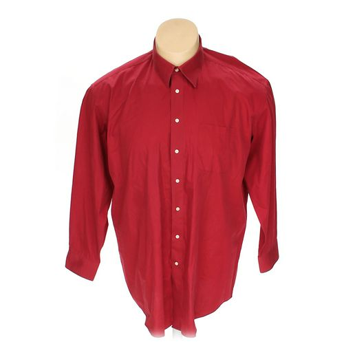 """Beverly Hills Polo Club Button-up Long Sleeve Shirt in size 58"""" Chest at up to 95% Off - Swap.com"""