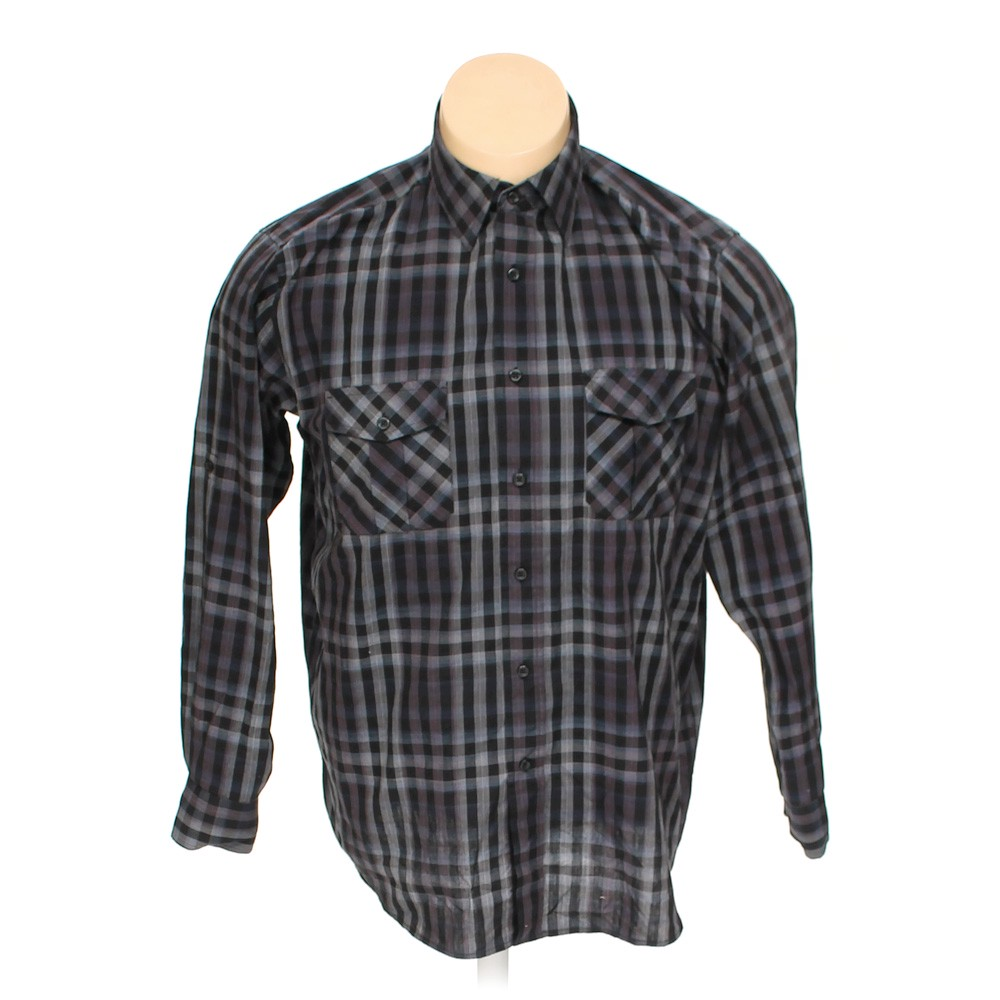 56655097 Beverly Hills Polo Club Button-up Long Sleeve Shirt