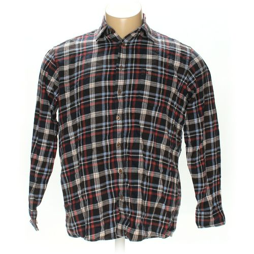 Big Rock Canyon Button-up Long Sleeve Shirt in size 2XL at up to 95% Off - Swap.com