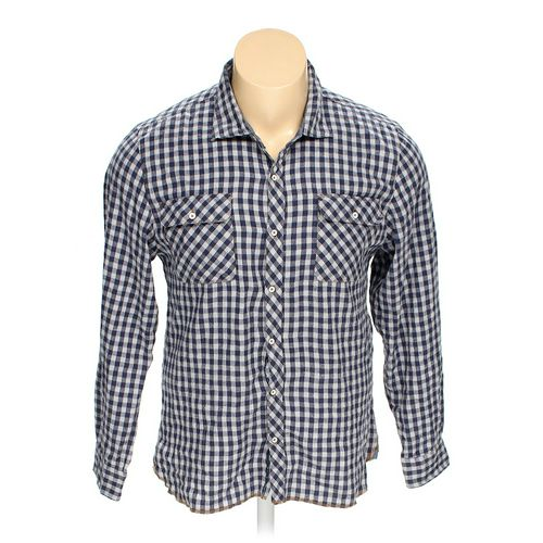 Button-up Long Sleeve Shirt in size 2XL at up to 95% Off - Swap.com