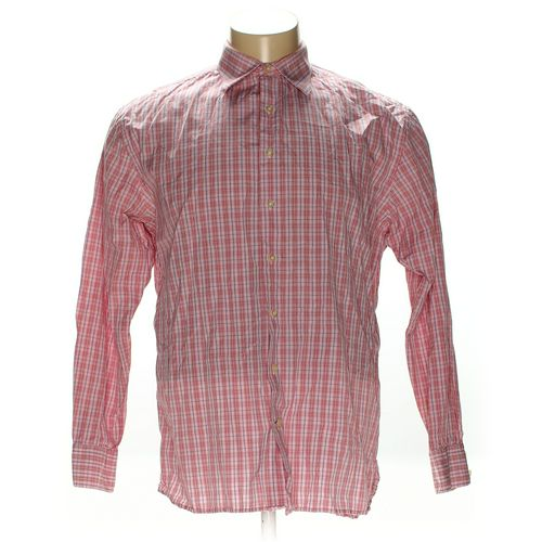 Button-up Long Sleeve Shirt in size XXL at up to 95% Off - Swap.com