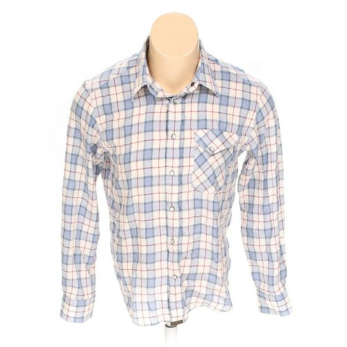 Billy Reid Button-up Long Sleeve Shirt in size M at up to 95% Off - Swap.com