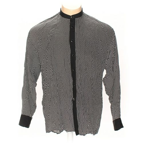 Brian Brothers Button-up Long Sleeve Shirt in size L at up to 95% Off - Swap.com