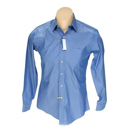 """Brooks Brothers Button-up Long Sleeve Shirt in size 46"""" Chest at up to 95% Off - Swap.com"""