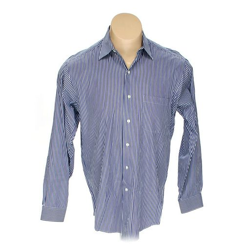 "Brooks Brothers Button-up Long Sleeve Shirt in size 52"" Chest at up to 95% Off - Swap.com"