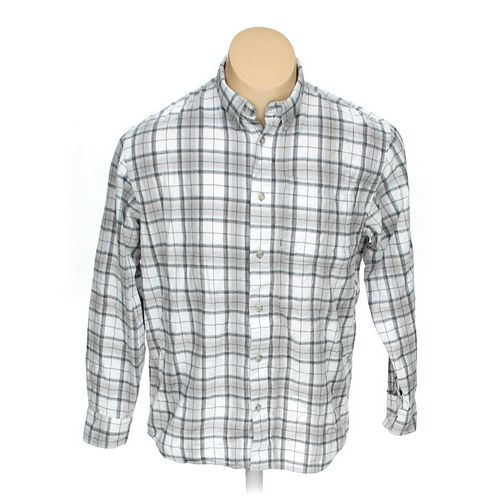 Cabela's Button-up Long Sleeve Shirt in size L at up to 95% Off - Swap.com