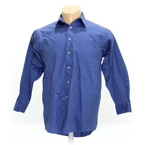 "Cambridge Classics Button-up Long Sleeve Shirt in size 54"" Chest at up to 95% Off - Swap.com"
