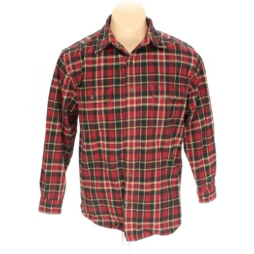 Carhartt Button-up Long Sleeve Shirt in size L at up to 95% Off - Swap.com