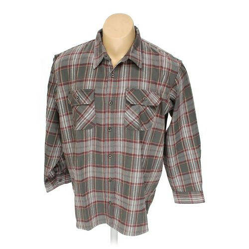 C.E. Schmidt Workwear Button Up long sleeve shirt in size 2XL at up to 95% Off - Swap.com