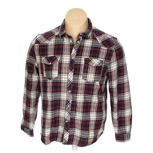 Cedarwood State Button-up Long Sleeve Shirt in size XXL at up to 95% Off - Swap.com