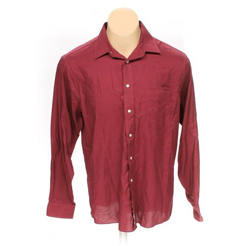 Chaps Button-up Long Sleeve Shirt in size L at up to 95% Off - Swap.com
