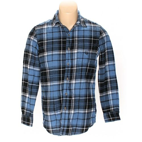 Chaps Button-up Long Sleeve Shirt in size S at up to 95% Off - Swap.com