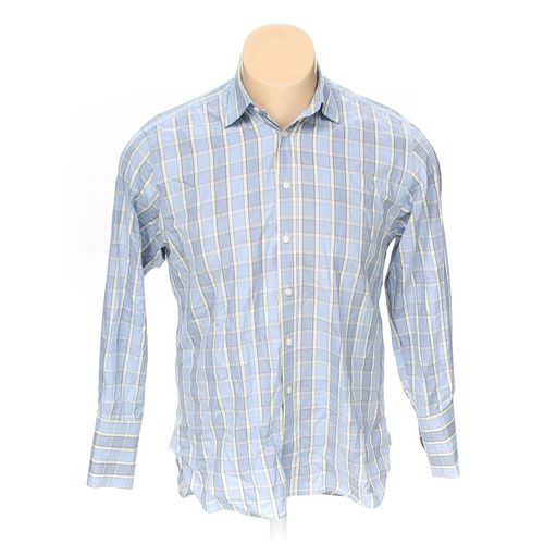 """Charles Tyrwhitt Button-up Long Sleeve Shirt in size 52"""" Chest at up to 95% Off - Swap.com"""