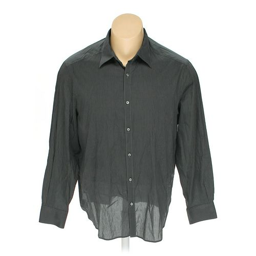 Claiborne Button-up Long Sleeve Shirt in size XXL at up to 95% Off - Swap.com