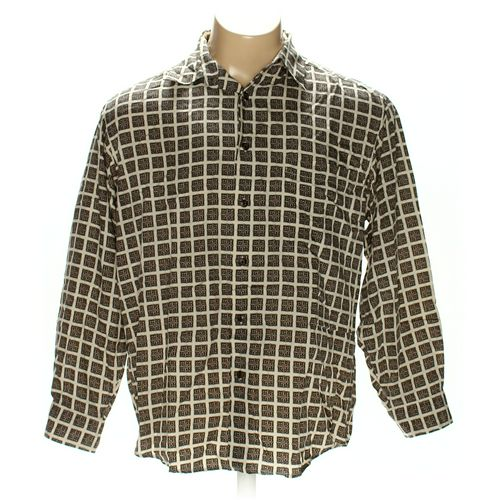 Claiborne Button-up Long Sleeve Shirt in size L at up to 95% Off - Swap.com