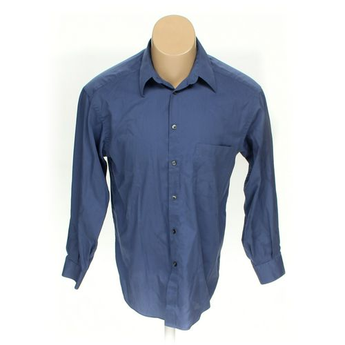 Claiborne Button-up Long Sleeve Shirt in size M at up to 95% Off - Swap.com