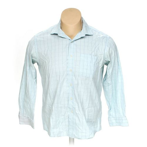 """Club Room Button-up Long Sleeve Shirt in size 48"""" Chest at up to 95% Off - Swap.com"""