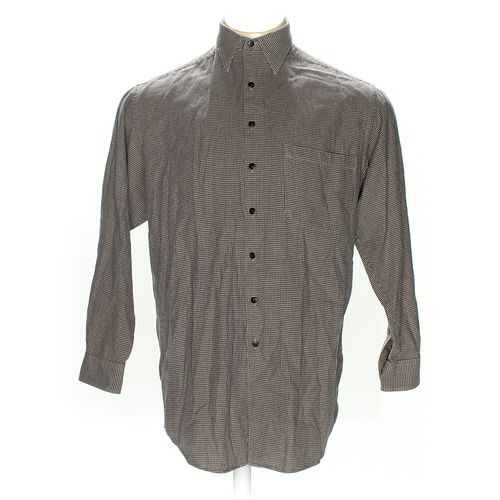 Club Room Button-up Long Sleeve Shirt in size XL at up to 95% Off - Swap.com