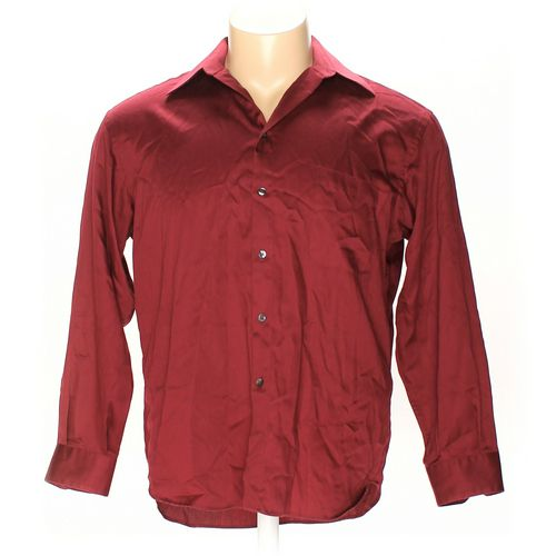 """Crazy Horse Button-up Long Sleeve Shirt in size 50"""" Chest at up to 95% Off - Swap.com"""