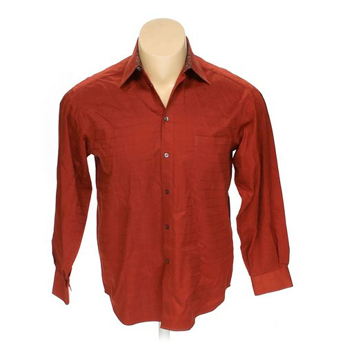 Crazy Horse Button-up Long Sleeve Shirt in size L at up to 95% Off - Swap.com