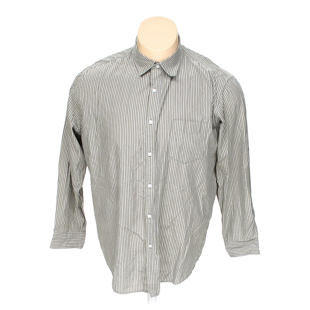94c3f5009 Croft & Barrow Button-up Long Sleeve Shirt in size 2XL at up to 95