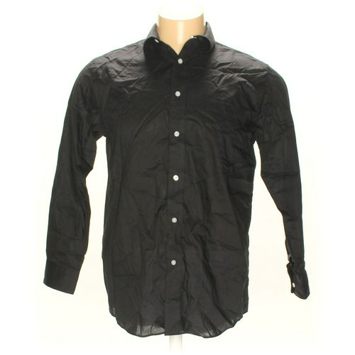 """Croft & Barrow Button-up Long Sleeve Shirt in size 50"""" Chest at up to 95% Off - Swap.com"""