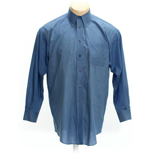 Croft & Barrow Button-up Long Sleeve Shirt in size L at up to 95% Off - Swap.com