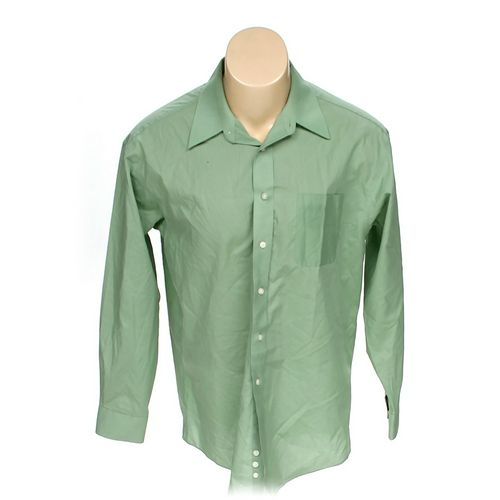 Croft & Barrow Button-up Long Sleeve Shirt in size XL at up to 95% Off - Swap.com