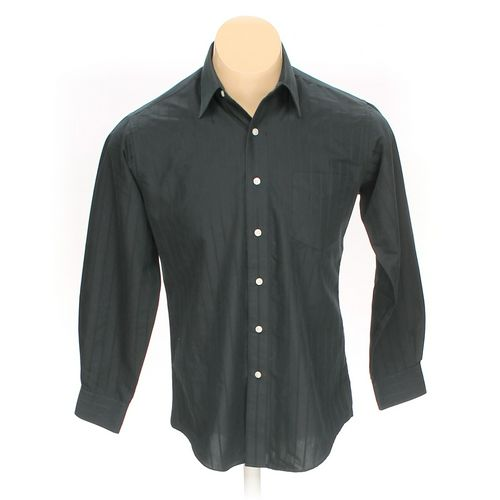 "David Taylor Button-up Long Sleeve Shirt in size 42"" Chest at up to 95% Off - Swap.com"