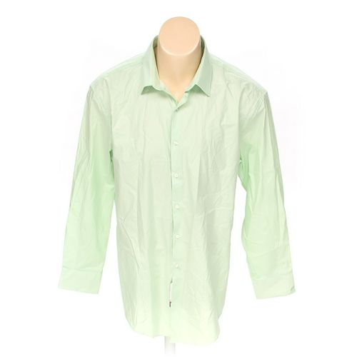 """DKNY Button-up Long Sleeve Shirt in size 34"""" Chest at up to 95% Off - Swap.com"""