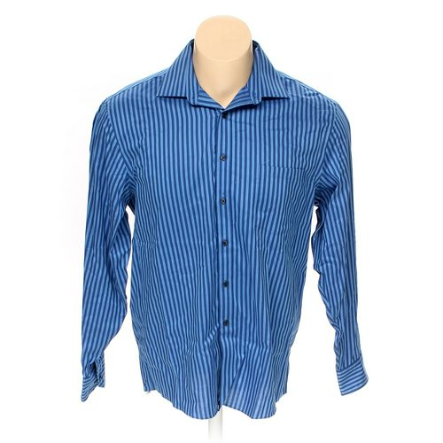 "Donald J. Trump Button-up Long Sleeve Shirt in size 52"" Chest at up to 95% Off - Swap.com"