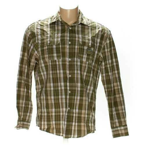 Ecko Unltd. Button-up Long Sleeve Shirt in size XXL at up to 95% Off - Swap.com