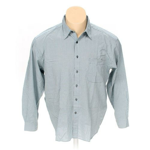 Eddie Bauer Button-up Long Sleeve Shirt in size XXL at up to 95% Off - Swap.com