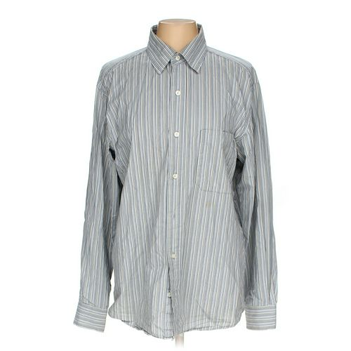 Eddie Bauer Button-up Long Sleeve Shirt in size M at up to 95% Off - Swap.com