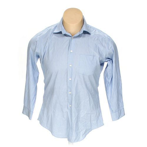 "Egara Button-up Long Sleeve Shirt in size 50"" Chest at up to 95% Off - Swap.com"