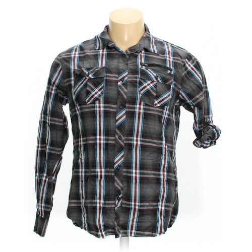 Eighty Eight Button-up Long Sleeve Shirt in size XL at up to 95% Off - Swap.com