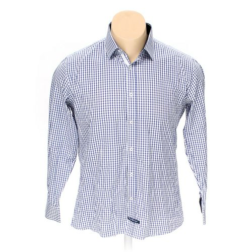 """English Laundry Button-up Long Sleeve Shirt in size 50"""" Chest at up to 95% Off - Swap.com"""