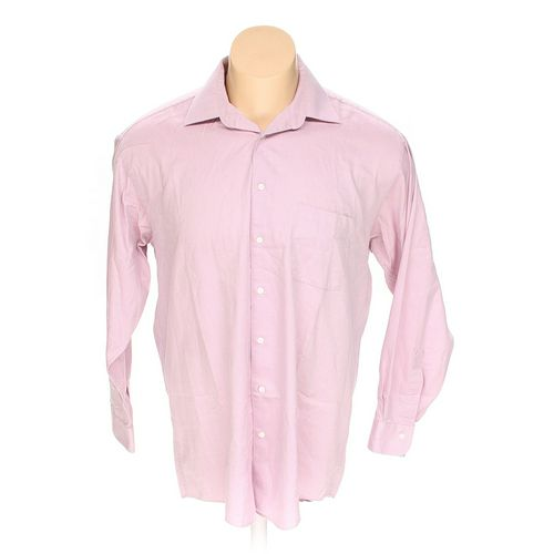 """ENRO Button-up Long Sleeve Shirt in size 54"""" Chest at up to 95% Off - Swap.com"""