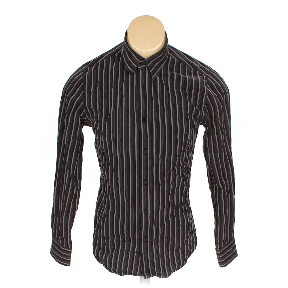 c01d6dfb8aed12 Express Button-up Long Sleeve Shirt in size S at up to 95% Off