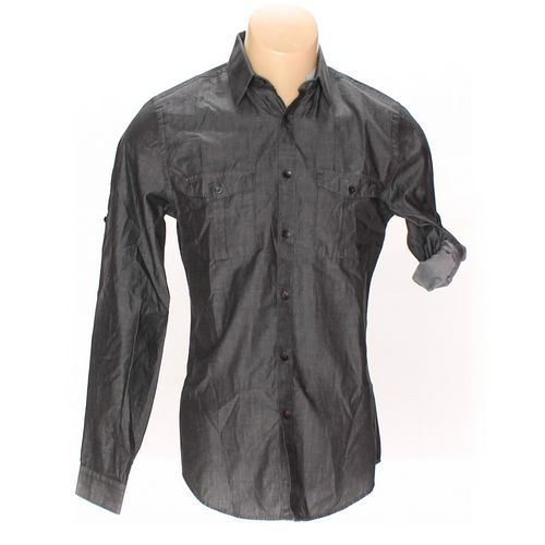 Express Button-up Long Sleeve Shirt in size S at up to 95% Off - Swap.com