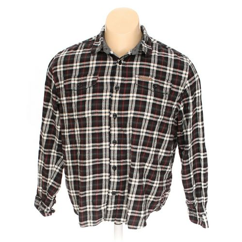 Field & Stream Button-up Long Sleeve Shirt in size XXL at up to 95% Off - Swap.com