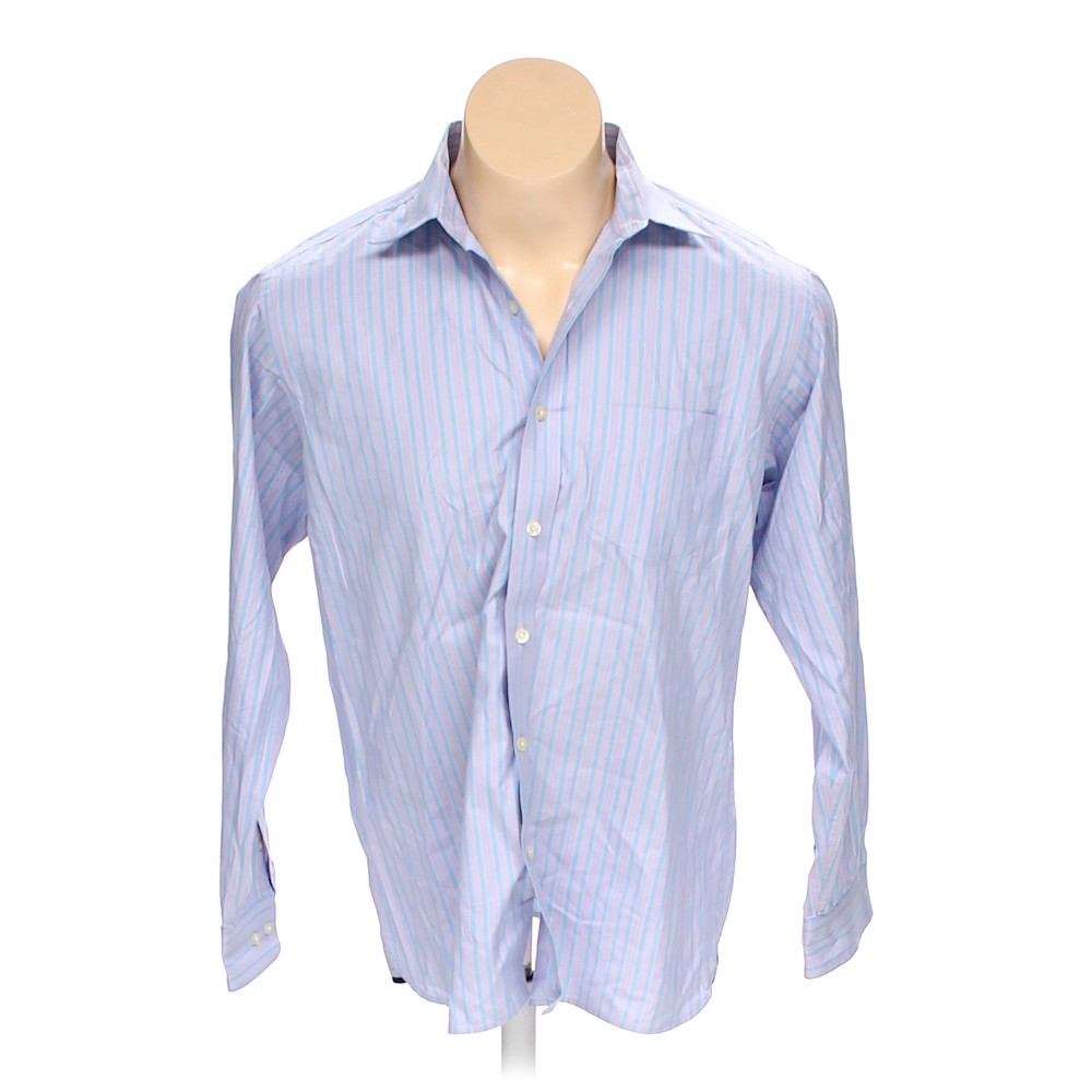 edc1b9b2 Gap Button-up Long Sleeve Shirt in size L at up to 95% Off